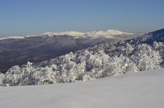 Najwyższe szczyty z Małej Rawki