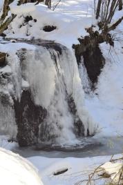 Lodo(wodo)spad Ostrowskich w Wetlinie