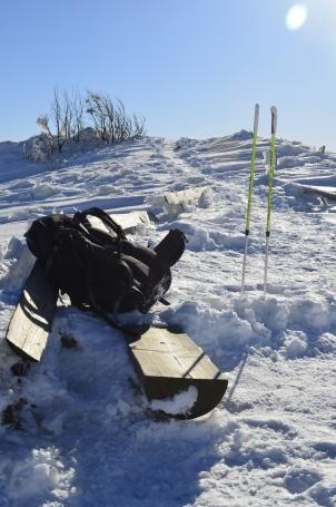 Przerwa na przełęczy Orłowicza