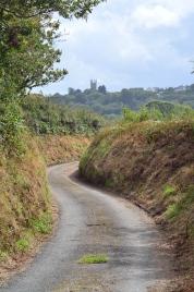takie drogi między wioskami to standard