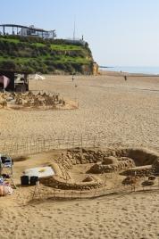 Zabawy w piasku - Albufeira